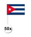 Handvlag Cuba voordeelset van 50