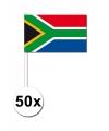 Handvlag Zuid Afrika set van 50